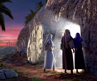 He Is Risen! Wishing You a Happy Easter.
